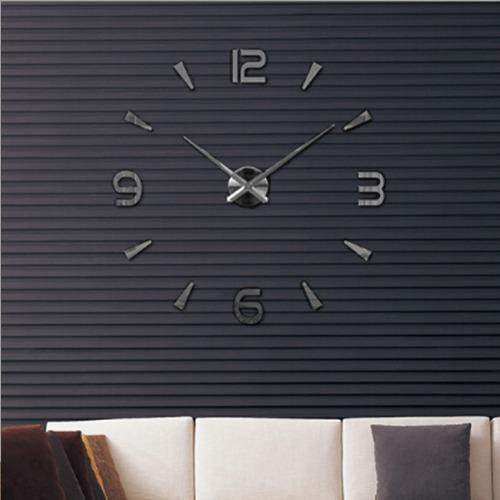 Reloj Pared Decoracion Hogar Sin Marco Espejo Habitacion 3d wZuTlOPkXi