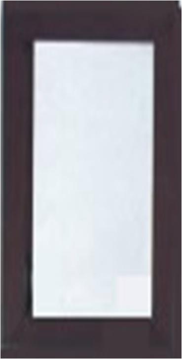 Espejo para ba o con marco de madera 50828 u s 157 00 en for Espejos para banos con marco de madera
