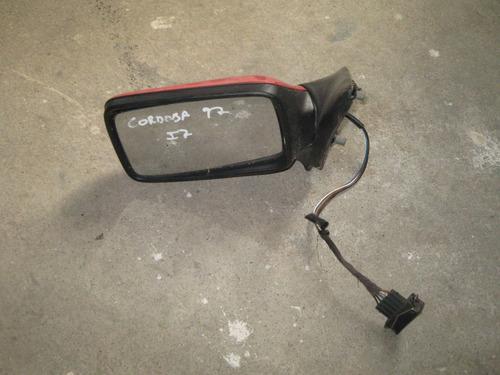 espejo retrovisor seat cordoba  importado de origen