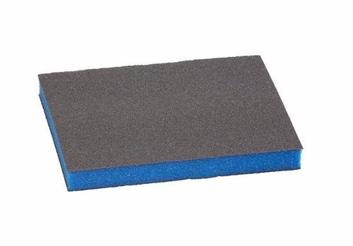 esponja abrasiva bosch p/contornos grano medio por unidad