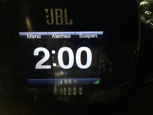 estación jbl para iphone  e ipod connection via wireless.