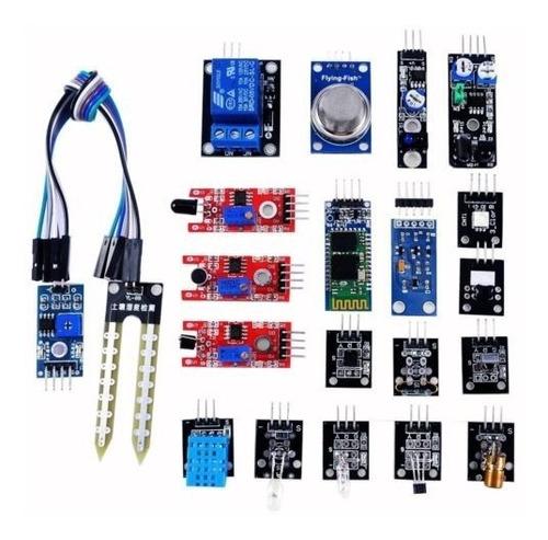 estados unidos sensor kit módulos arranque diy para arduino