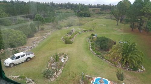 estancia la milagrosa , excelente mansion,200 há agr/gan/for