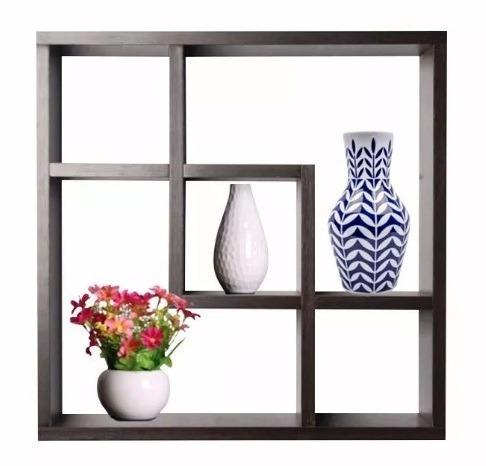 estante flotante - cubos decorativos - repisa - biblioteca