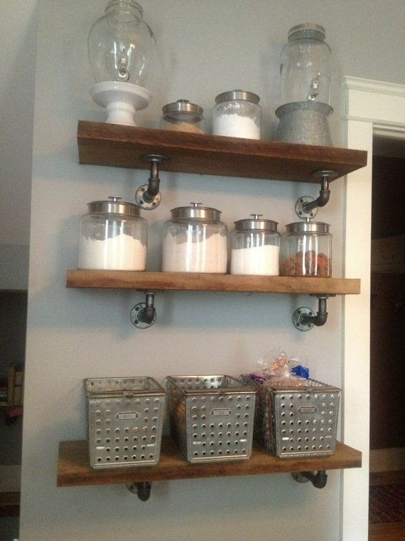 Estante repisa con m nsulas maderas importadas varios for Cocinas importadas