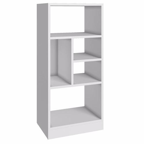estanteria  biblioteca baja blanco mobesltore