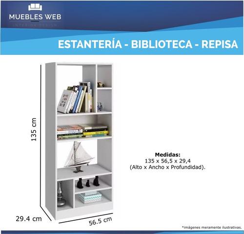 estantería - biblioteca - repisa para oficina muebles web