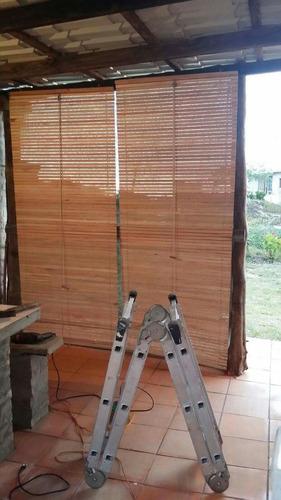 esteras de madera eucaliptus salina se hacen a medida!