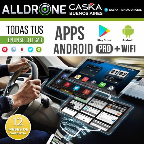 estereo pantalla tactil gps bmw x1 android hd+ camara regalo