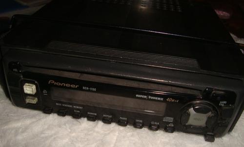 estereo pionner dhe 1150 cd frente extraìble y bandeja