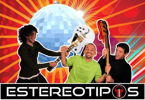 estereotipos - música en vivo (banda) para fiestas y eventos