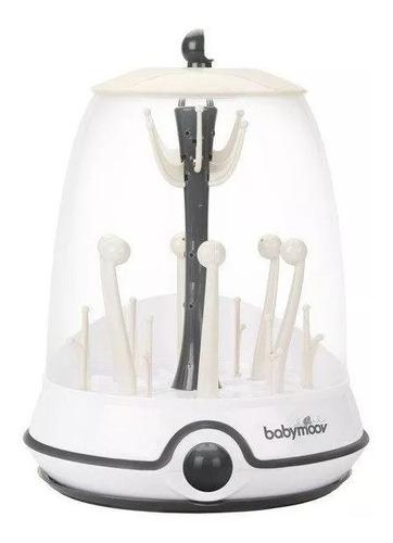 esterilizador electro turbo vapor babymoov
