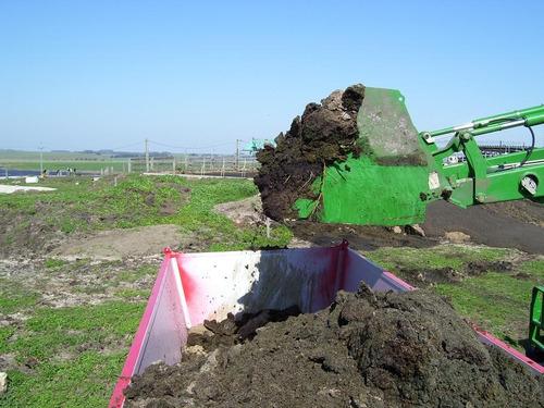 estiercolera vaschieri modelo 9 m3 maquinaria agrícola
