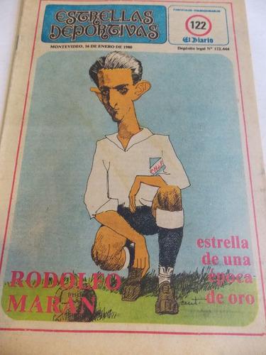 estrellas deportivas, decada 70, supl el diario, n° 122