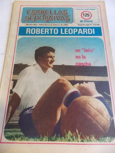 estrellas deportivas, decada 70, supl el diario, n° 125
