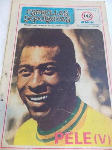 estrellas deportivas, decada 70, supl el diario, n° 142
