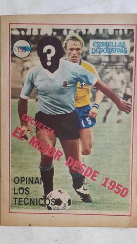 estrellas deportivas, decada 70, supl el diario, n° 156 b