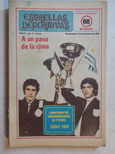 estrellas deportivas, decada 70, supl el diario, n° 66