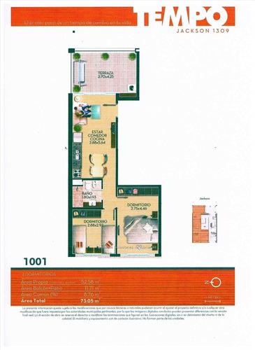 estrene apartamento 2 dormitorio parque rodo-cordo cw77149