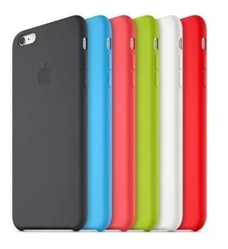 estuche funda protector iphone 5 5s se ® blister en silicona