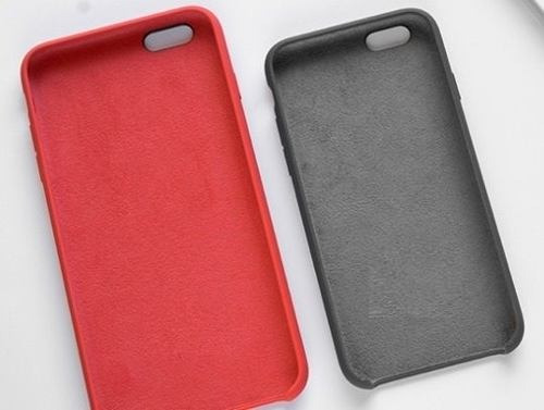 estuche funda silicona para iphone