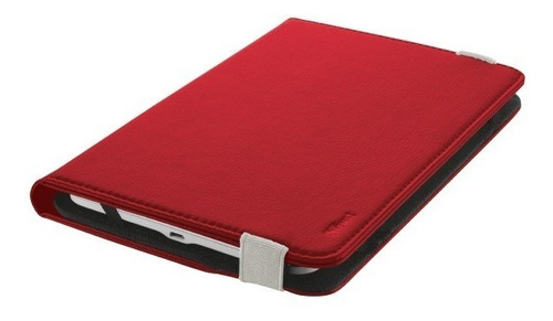 estuche para tablet 7/8¨ rojo primo netpc oca, master, visa