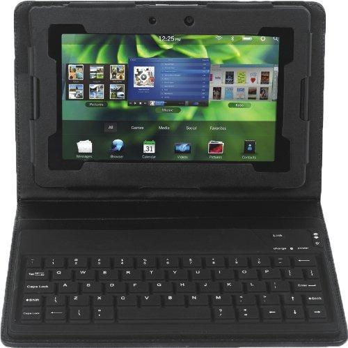 estuche teclado tablet e-stand chi-btpf-playbook-02 bl