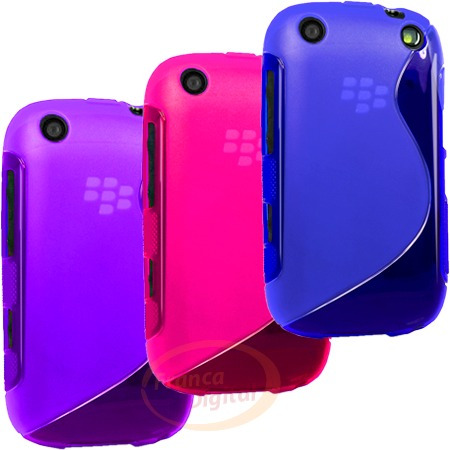 estuche tpu blackberry