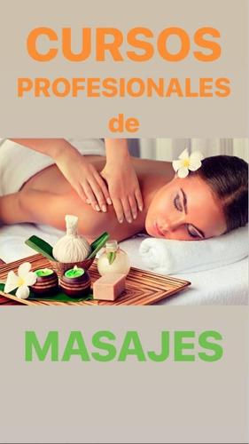 estudia: masaje y automaquillaje