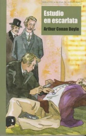 estudio en escarlata  de doyle arthur conan  biblioteca nuev