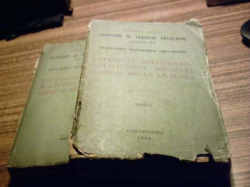 estudios historicos politicos y sociales del rio de la plata