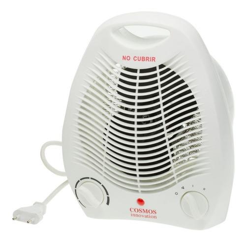 estufa calo ventilador 2000w - nuevo - central shop