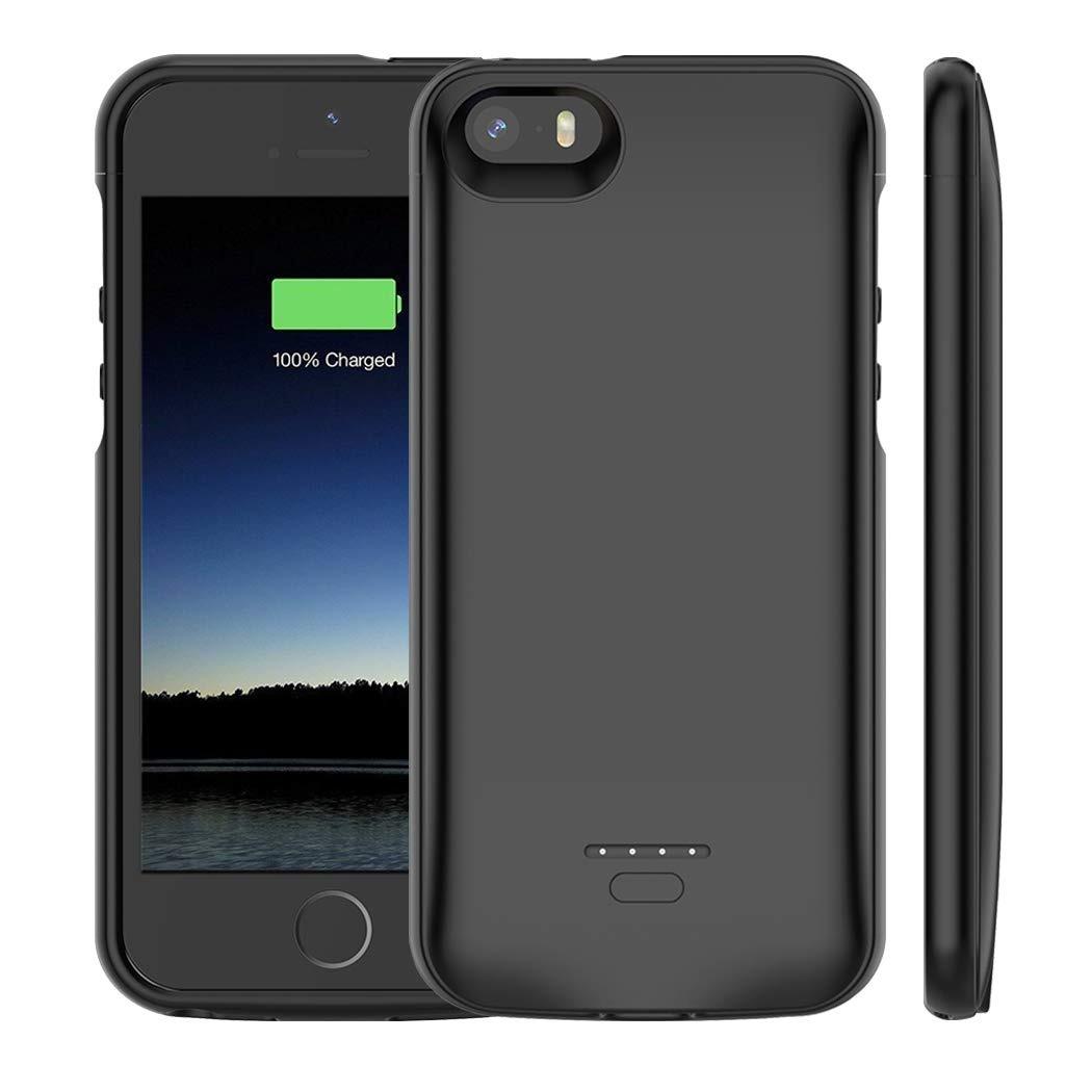 0220287252e Euhan - Carcasa Para iPhone 5 Y 5s (batería Recargable, 4 - U$S 54 ...