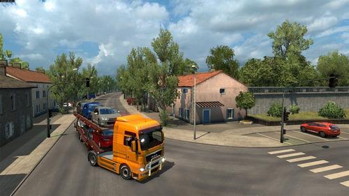 euro truck simulator 2 pc + 84 dlc / full español digital