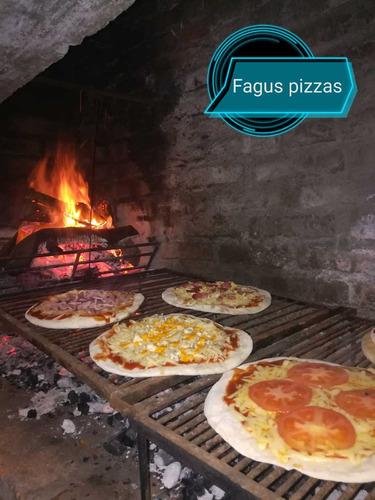 eventos fiestas servicio pizzas