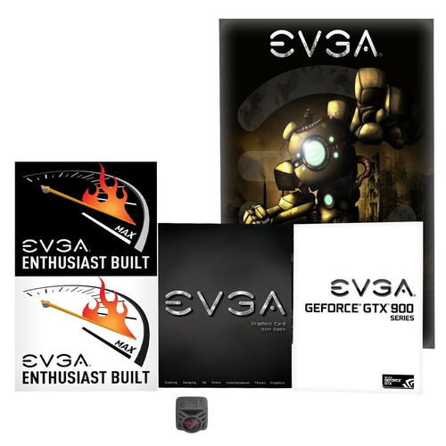 evga geforce gtx 980 ti 6gb classified gaming acx 2.0+