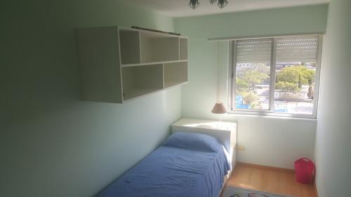 excelente apartamento 2 dormitorios frente a intendencia