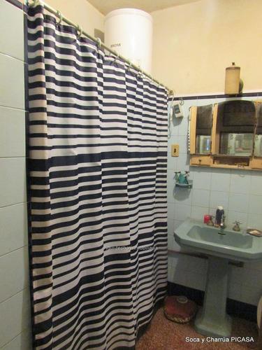 excelente apartamento al frente, 3 dorm, 2 baños