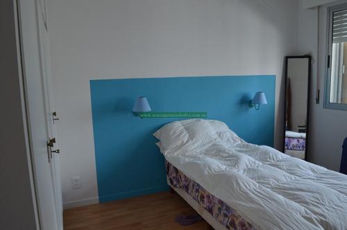 excelente apartamento de 3  dorm en venta en barrio sur