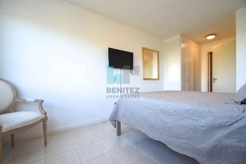 excelente apartamento en venta en roosevelt. 3 dormitorios muy bien puesto. zona punta shopping. - ref: 1610