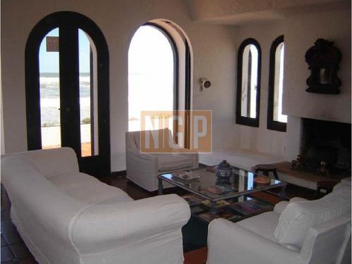 excelente casa vista al mar - ref: 20597