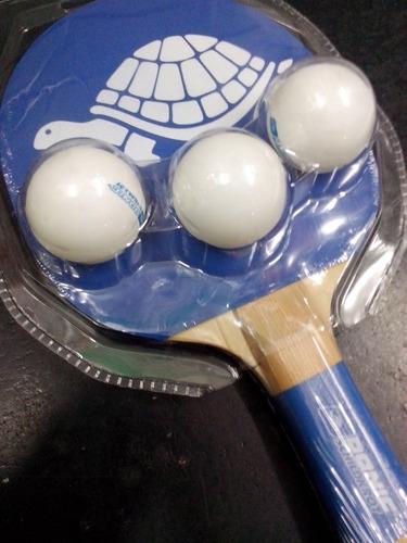 excelente paleta de ping pong donic shildkrot
