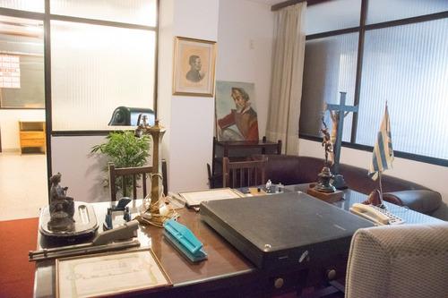 excelente piso para oficina --piso 6 - muy amplio 315 mts.
