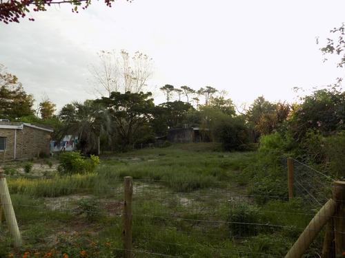 excelente terreno en la floresta