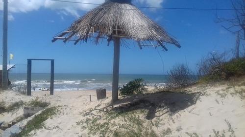 excelente terreno sobre playa antoniopolis 1 era linea mar