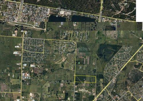 excepcional lote de 22 hectareas en zona de barrios privados