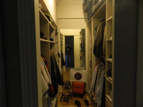excepcional piso reciclado  de revista