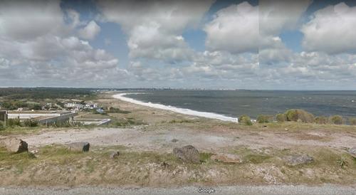 excepcional terreno en punta ballena! vista al mar y punta d