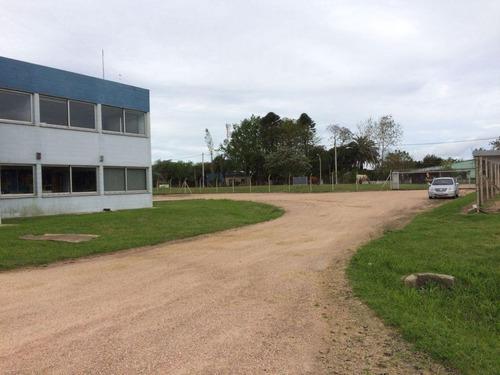 exclusiva planta industrial en zona logistica