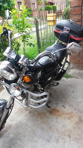 exclusive 125 moto winner